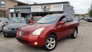 Used 2010 Nissan Rogue SL AWD P-MOON, H/SEATS for sale in Etobicoke, ON