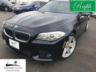 Used 2013 BMW 535 I local trade-M package-Super clean for sale in North York, ON