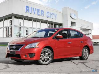 Used 2014 Nissan Sentra for sale in Winnipeg, MB