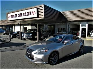 Used 2014 Lexus IS 350 F SPORT - AWD for sale in Langley, BC