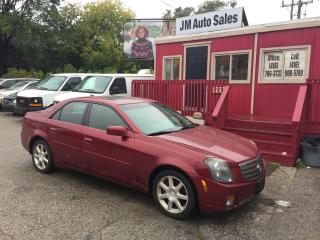 Used 2005 Cadillac CTS 3.6L for sale in Toronto, ON
