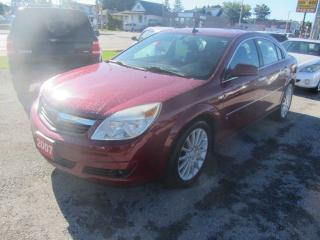 Used 2007 Saturn Aura XR for sale in Hamilton, ON