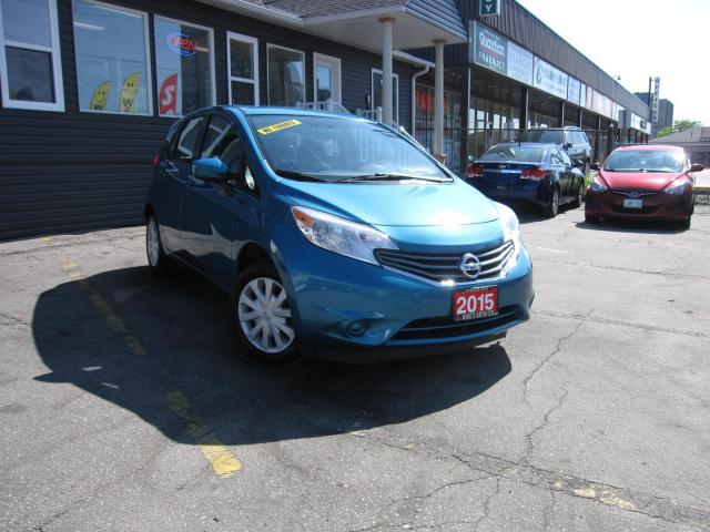 2015 Nissan Versa Note SV 2015 Nissan Versa Note SV, BACK UP CAMERA,  Keyless Entry,
