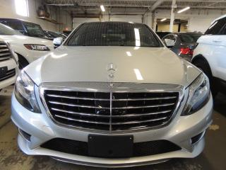 Used 2015 Mercedes-Benz S 550 4MATIC LWB, NAVI, 360 CAMERA for sale in Mississauga, ON