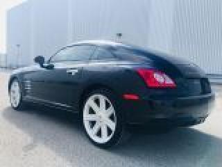 Used 2004 Chrysler Crossfire Limited 6 Speed Manual for sale in Mississauga, ON