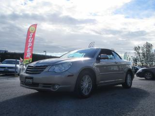 Used 2008 Chrysler Sebring CONVERTIBLE / SERVICE HISTORY for sale in Newmarket, ON