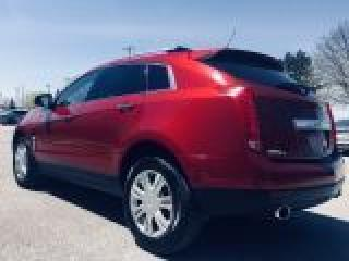 Used 2010 Cadillac SRX Luxury and Performance Collection for sale in Mississauga, ON