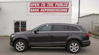 Used 2015 Audi Q7 Vorsprung Edition for sale in Toronto, ON