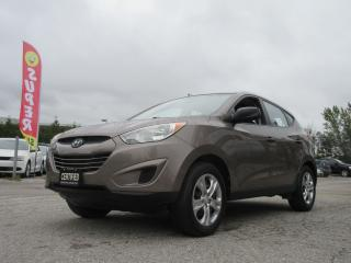 Used 2013 Hyundai Tucson GL / SERVICE HISTORY /ACCIDENT FREE for sale in Newmarket, ON