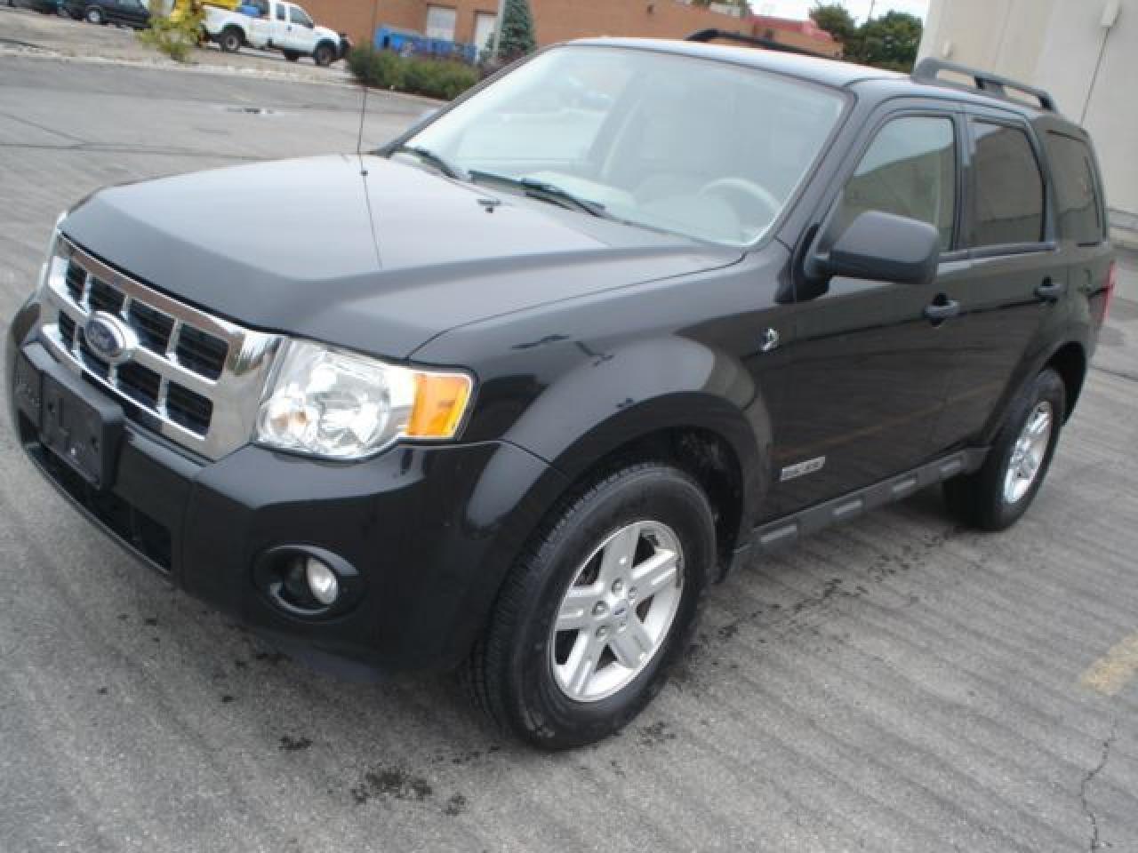 2008 Ford Escape hybrid,gas saver,4wd