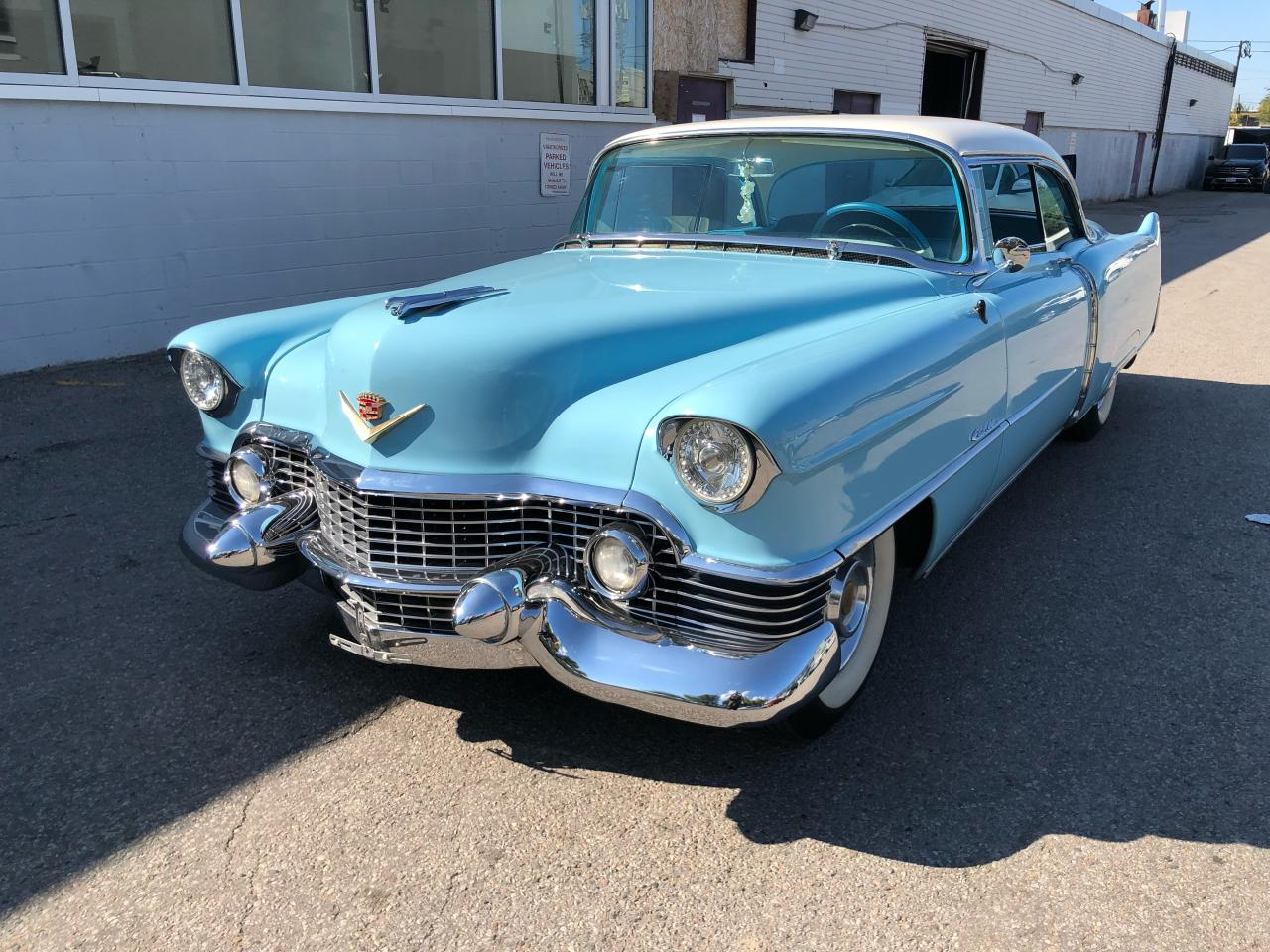 52 Cadillac 1950 To 1952 Series 62 For Sale On Classiccars 1954 Sedan Deville Used Coupe De Ville In North York