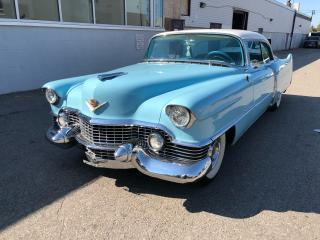 Used 1954 Cadillac Coupe De Ville Series 52 for sale in North York, ON