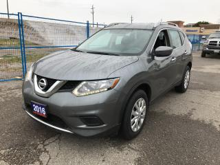 Used 2016 Nissan Rogue S REAR VIEW CAMERA for sale in Brampton, ON