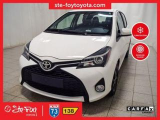 Used 2017 Toyota Yaris Se Phare Anti for sale in Québec, QC