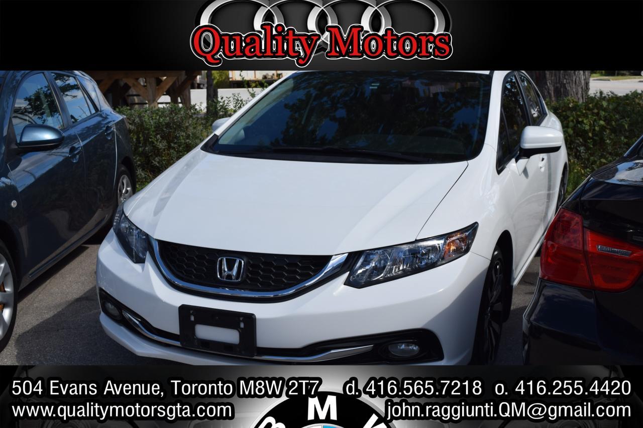 2014 Honda Civic Touring Navigation