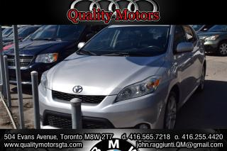 Used 2011 Toyota Matrix AWD  S for sale in Etobicoke, ON