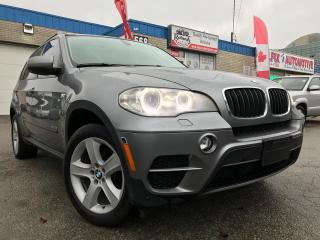 Used 2012 BMW X5 xDrive35i/NAVI/360 CAM/PANORAMIC ROOF/BLUETOOTH for sale in Oakville, ON