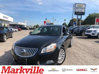 Used 2011 Buick Regal CXL- LEATHER- GM CERTIFIED-TRADE-IN for sale in Markham, ON