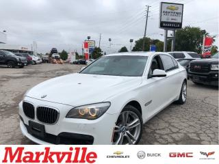 Used 2011 BMW 7 Series Li-XDRIVE-LEATHER-CERTIFIED PRE-OWNED-TRADE IN for sale in Markham, ON
