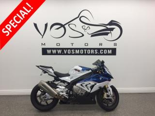 Used 2016 BMW S1000RR - Free Delivery in GTA** for sale in Concord, ON