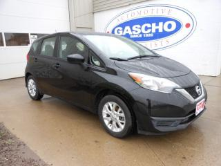 Used 2017 Nissan Versa Note 1.6 SV|Heated Seats|Bluetooth for sale in Kitchener, ON