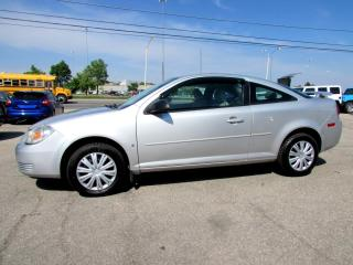 Used 2008 Chevrolet Cobalt LS Coupe 5 Speed Manual Certified 2YR Warranty for sale in Milton, ON