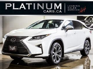 Used 2018 Lexus RX 350 L 7 PASSENGER, HEADSUP, CAM, NAVI RX350L for sale in Toronto, ON