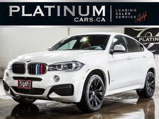 Used 2016 BMW X6 xDrive35i, SPORT, SUNROOF, NAVI, CAM, Heated Lthr for sale in Toronto, ON