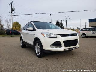 Used 2013 Ford Escape SE AWD-LOW Monthly PAYMENTS!! for sale in Edmonton, AB