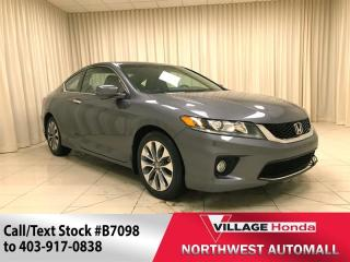 Used 2013 Honda Accord Coupé EX-L Navi for sale in Calgary, AB