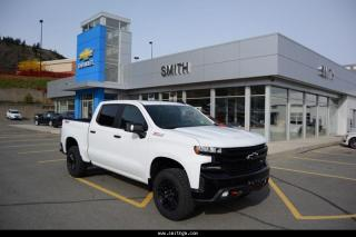New 2019 Chevrolet Silverado 1500 LT Trail Boss for sale in Kamloops, BC