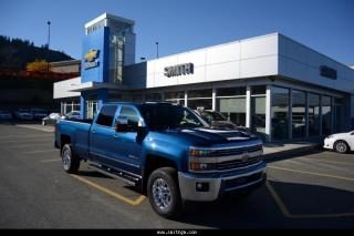 New 2019 Chevrolet Silverado 3500 for sale in Kamloops, BC