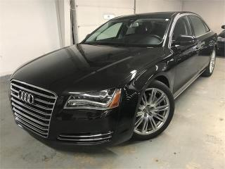 Used 2014 Audi A8 L 3.0T for sale in Burlington, ON