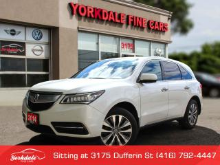 Used 2014 Acura MDX SH AWD Navigation. Camera. Leather. Roof for sale in Toronto, ON