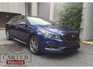 Used 2015 Hyundai Sonata 2.0T for sale in Vancouver, BC