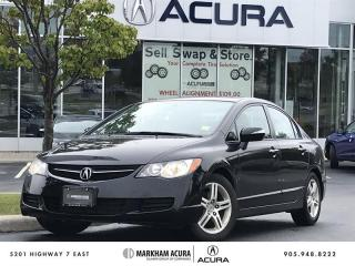 Used 2008 Acura CSX 5 SPD at - 2.0L VTEC | Leather Seats for sale in Markham, ON