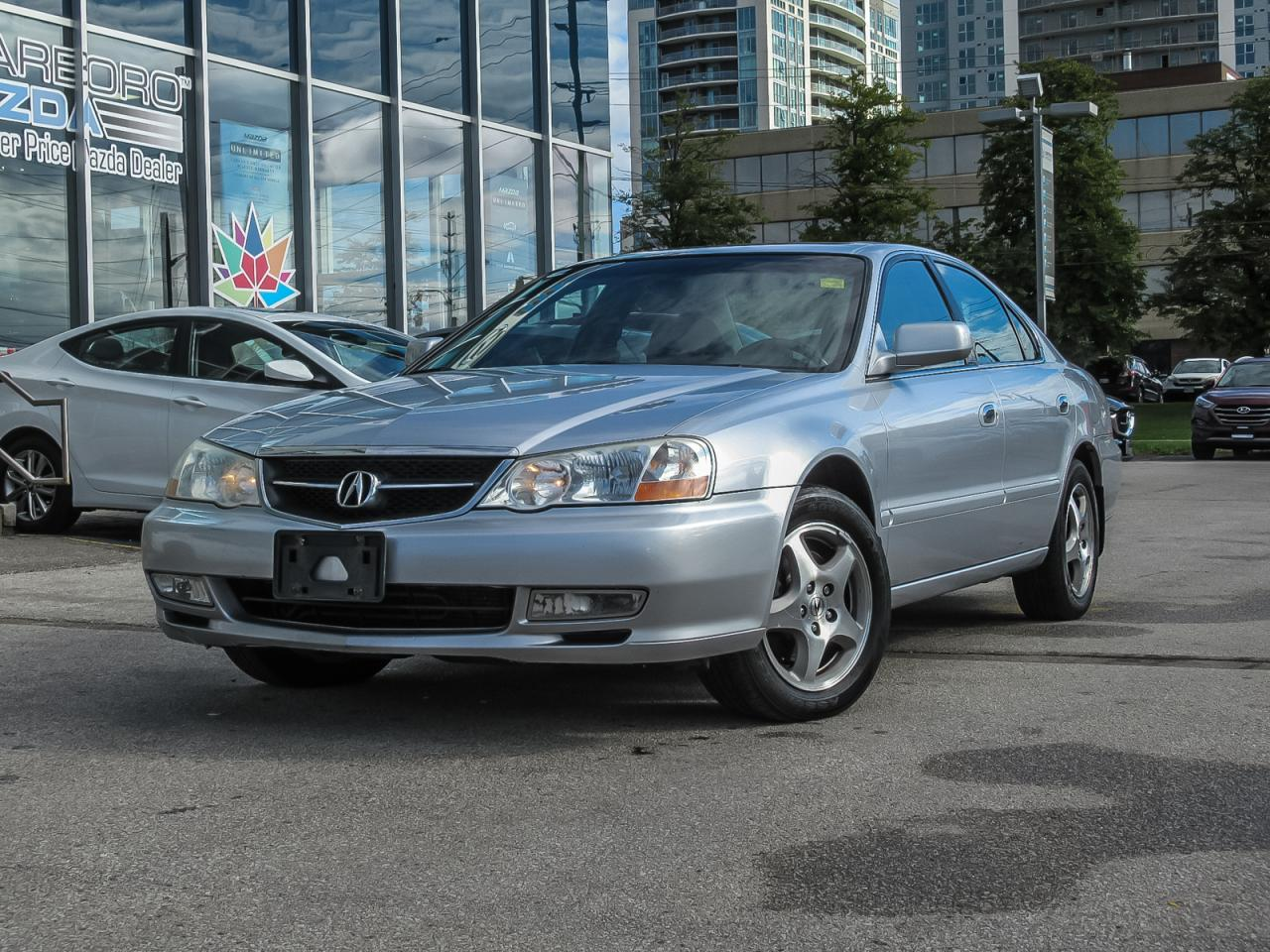 Used Acura TL TL For Sale In Scarborough Ontario Carpagesca - 2003 acura tl for sale