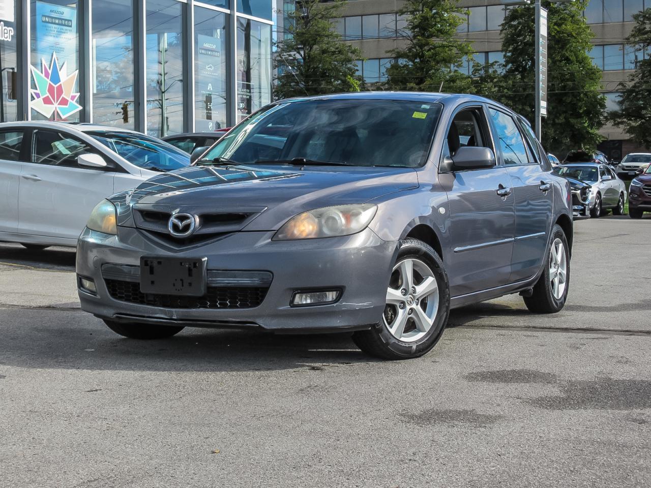 2008 Mazda MAZDA3 AUTOMATIC HATCHBACK/WINTER TIRES