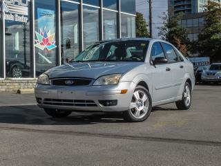 Used 2005 Ford Focus ZX4 SES/ AUTOMATIC for sale in Scarborough, ON