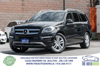 Used 2013 Mercedes-Benz GL350 GL 350 BlueTEC AWD for sale in Bolton, ON