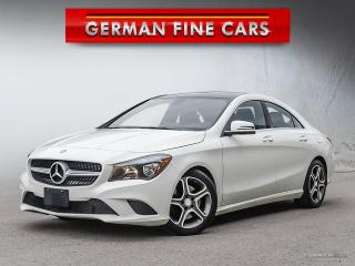 Used 2016 Mercedes-Benz CLA 250 4MATIC**AMG SPORT, NAVIGATION, BACK UP CAM** for sale in Bolton, ON