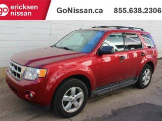 Used 2012 Ford Escape Leather, 4x4 Extra Tires for sale in Edmonton, AB