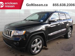 Used 2011 Jeep Grand Cherokee back up camera, bluetooth, heated seats for sale in Edmonton, AB