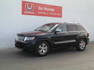 Used 2011 Jeep Grand Cherokee Overland, HEMI, V8 for sale in Edmonton, AB