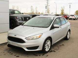 Used 2015 Ford Focus SE, BACKUP CAMERA, POWER SEAT for sale in Edmonton, AB