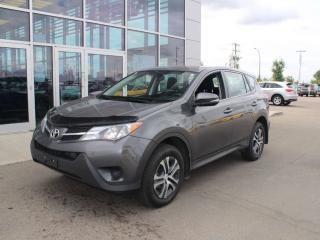 Used 2015 Toyota RAV4 LE for sale in Edmonton, AB