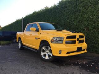 Used 2016 RAM 1500 SPORT 4X4 + NAVI + SUNROOF + NO EXTRA DEALER FEES for sale in Surrey, BC