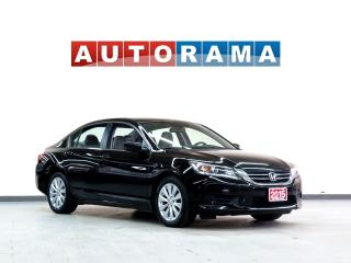 Used 2015 Honda Accord TOURING PKG NAVIGATION LEATHER SUNROOF BACKUP CAM for sale in Toronto, ON