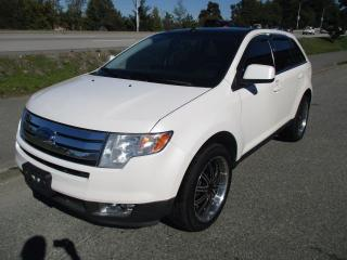 Used 2009 Ford Edge Limited for sale in Surrey, BC