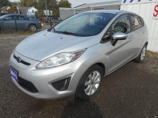 Used 2011 Ford Fiesta *CLEAN CARPROOF* Certified w/ 6 Month Warranty for sale in Brantford, ON